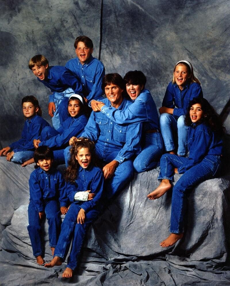 Bruce y Kris Jenner se casaron en 1991.