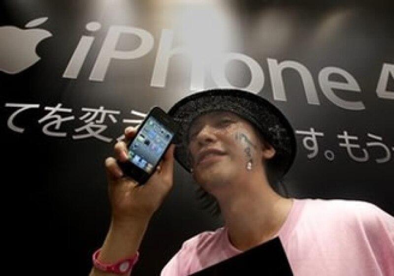 La venta de la última versión del iPhone arrancó en Japón. (Foto: AP)