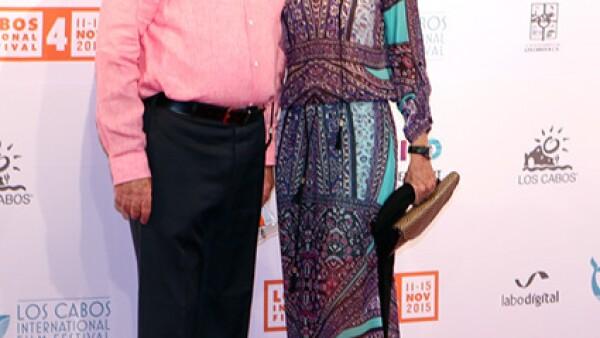 Eduardo y Carolina Sánchez Navarro