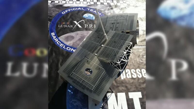 robot Luna Galactic Suite