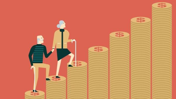 Pensiones - sistema de pensiones - retiro - ahorro - jubilación - afores