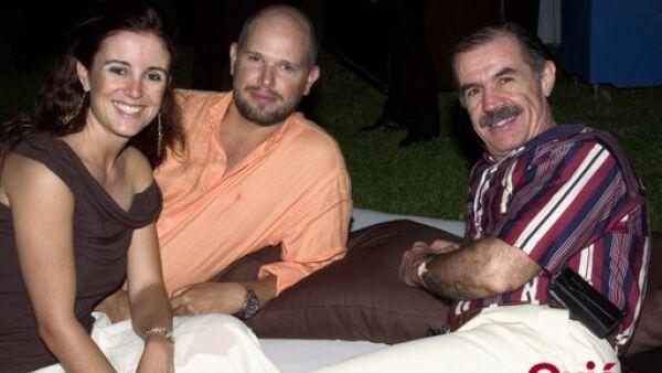 María Alejandra Pérez Rincón, José García, Juan Carlos Delgado