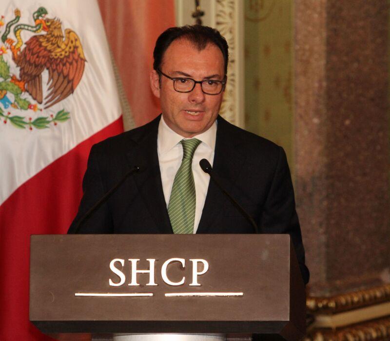 La Secretaría de Hacienda que encabeza Luis Videgaray transfirió recursos adicionales a estados.