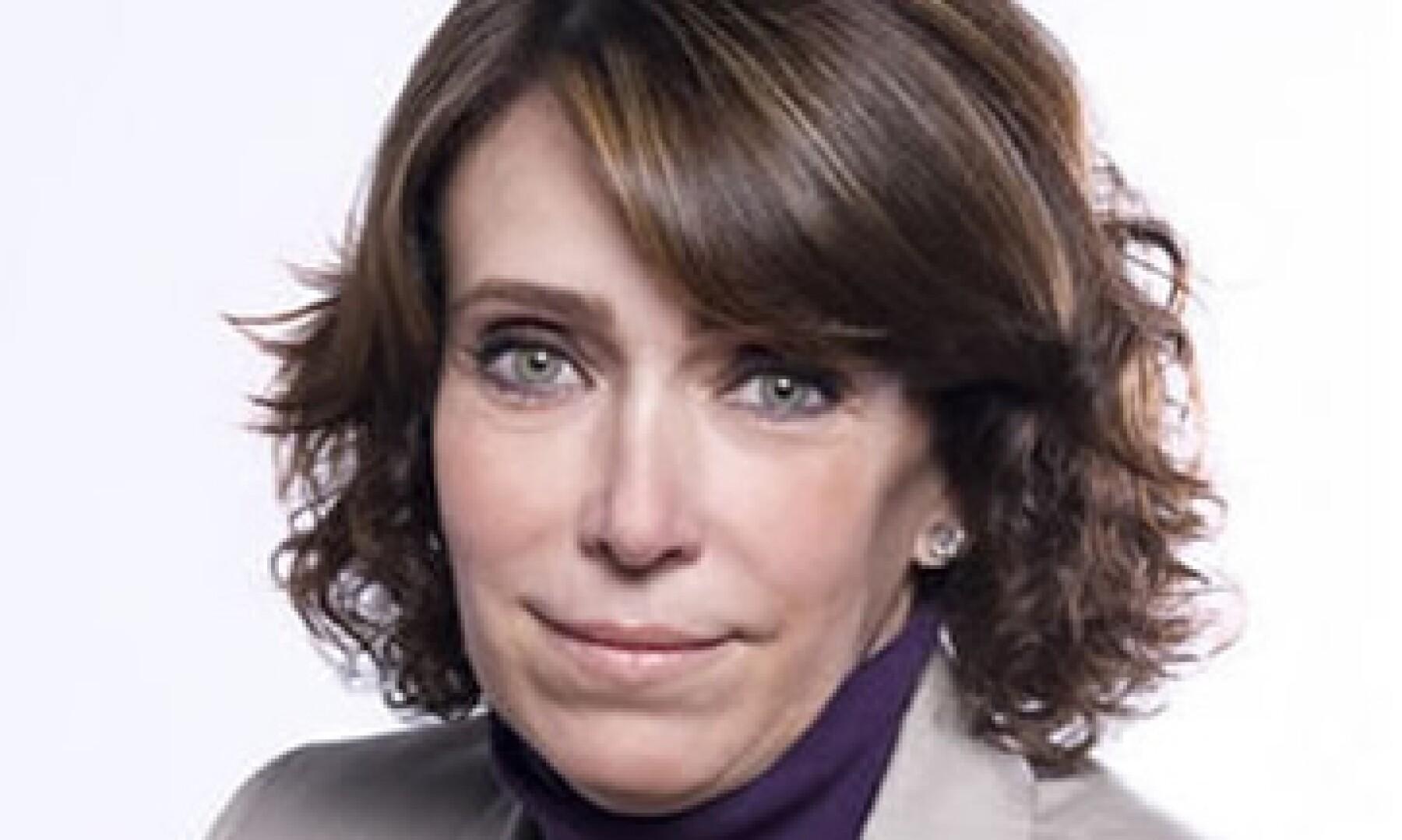 La VP de Grupo Modelo ocupa además el puesto 1 del ranking 2011 de Las 50 Mujeres más Poderosas de la revista Expansión. (Foto: Alfredo Pelcastre / Mondaphoto)