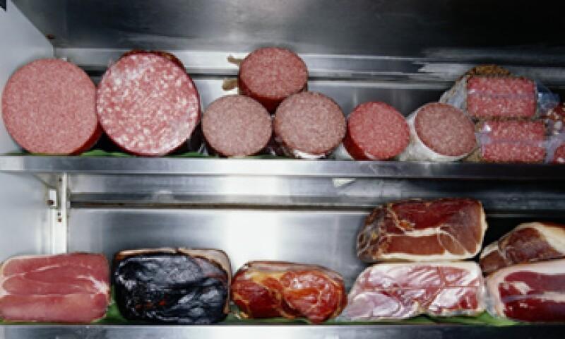 En 2011 los productores de carne de cerdo comercializaron una producción de 322 mdd. (Foto: Thinkstock)