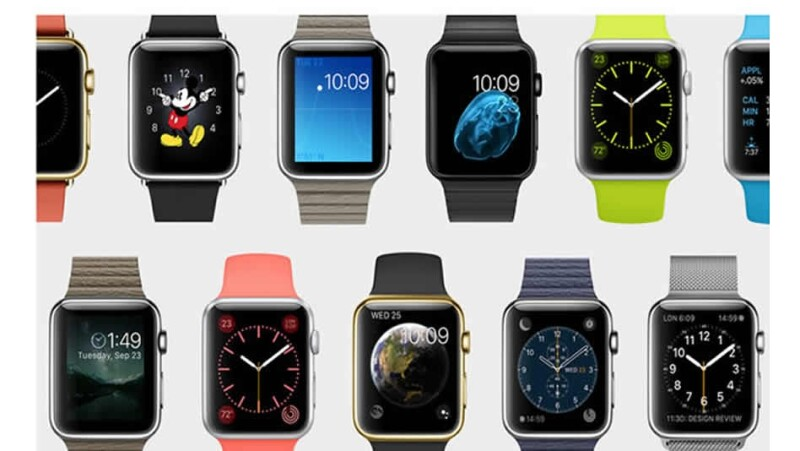 apple watch personalizados