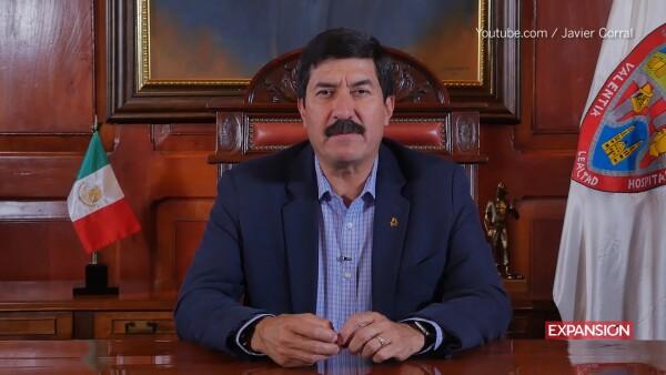 Javier Corral anunció operación para detener a su predecesor César Duarte