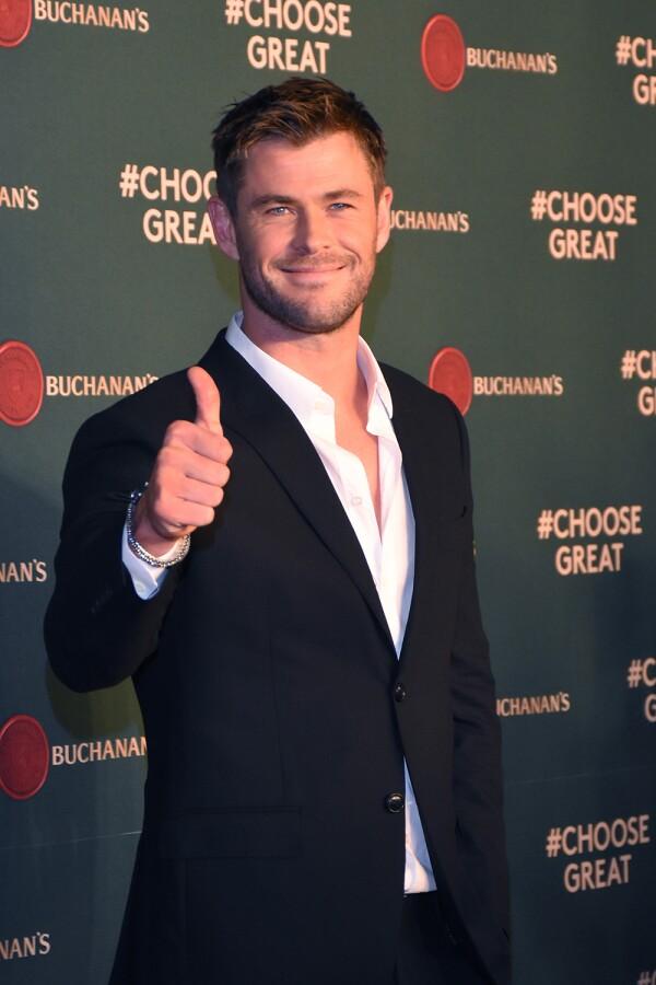 Chris Hemsworth Orgulloso De La Grandeza De Mexico Durante La Gala Buchanan S