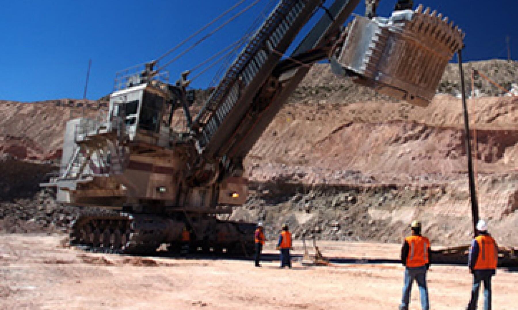 Grupo México es una de las mineras más grandes de México. (Foto: tomada de gmexico.com.mx/)