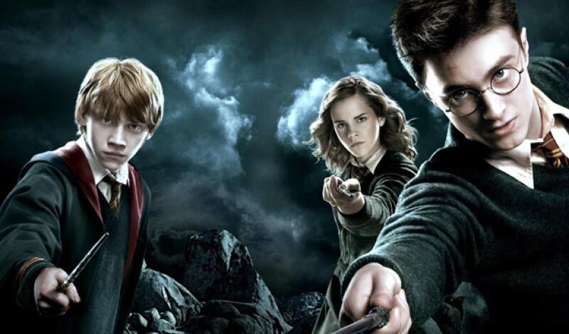 La saga de Harry Potter tuvo un exito extraordinario. (Foto: Especial)