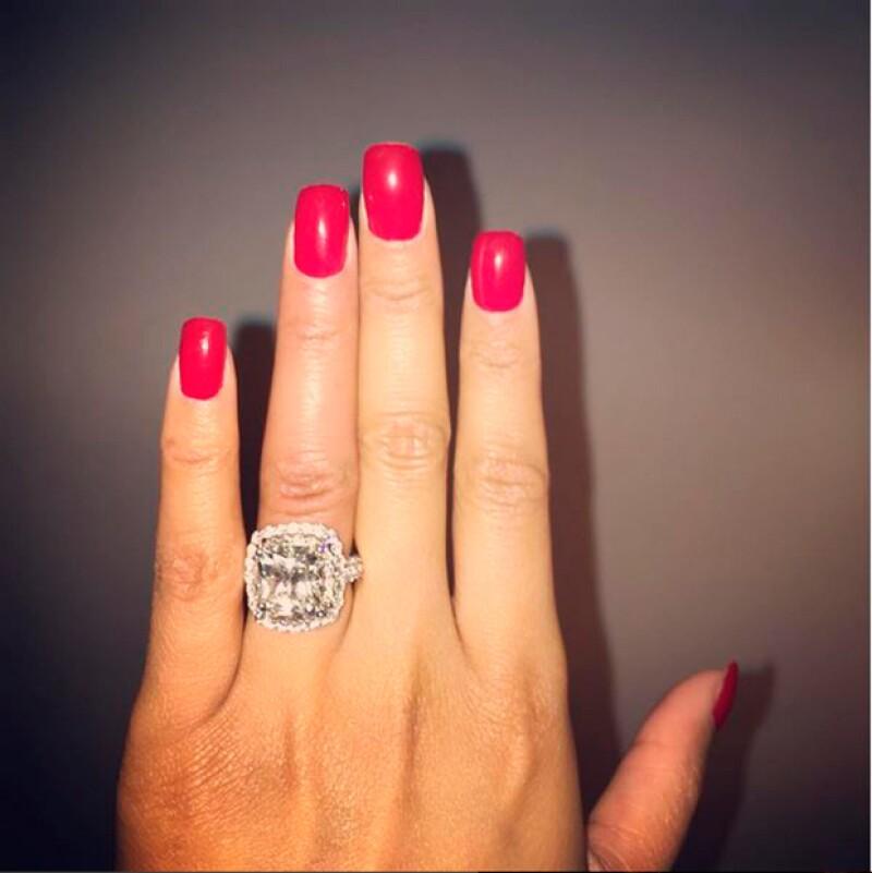 ¿Se tratá de un anillo de compromiso?