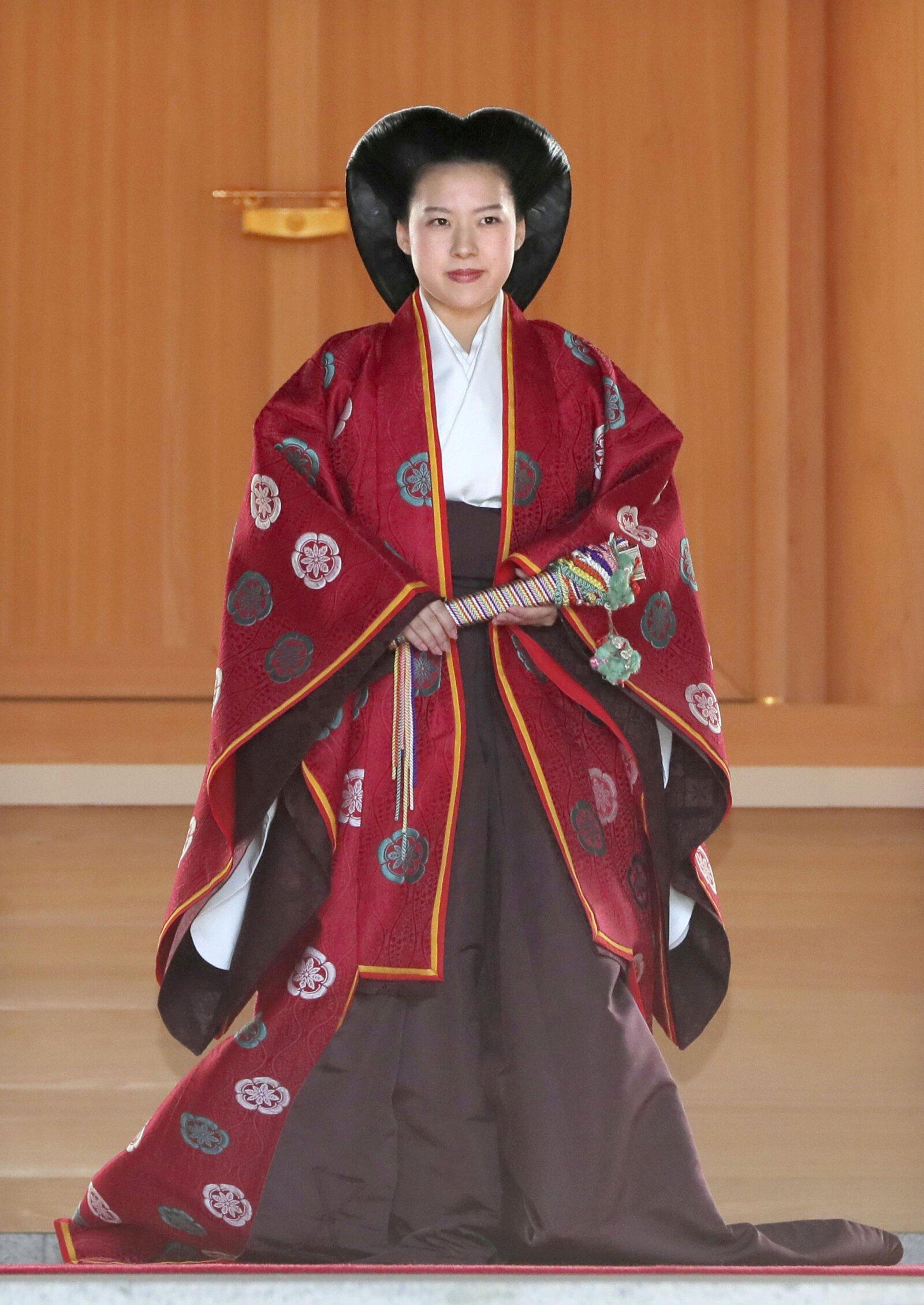 Boda princesa Ayako