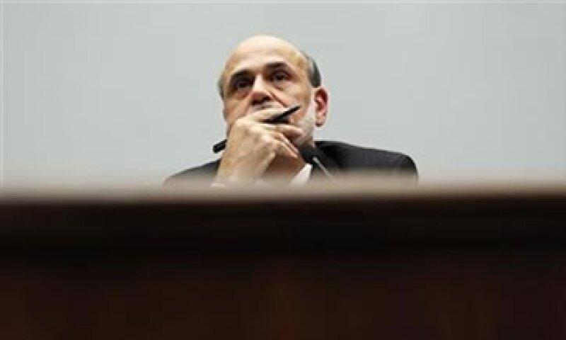 Se espera que Bernanke haga mención de la débil recuperación de la economía.  (Foto: AP)
