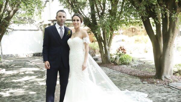 Boda Federico Sorzano y María del Pino García