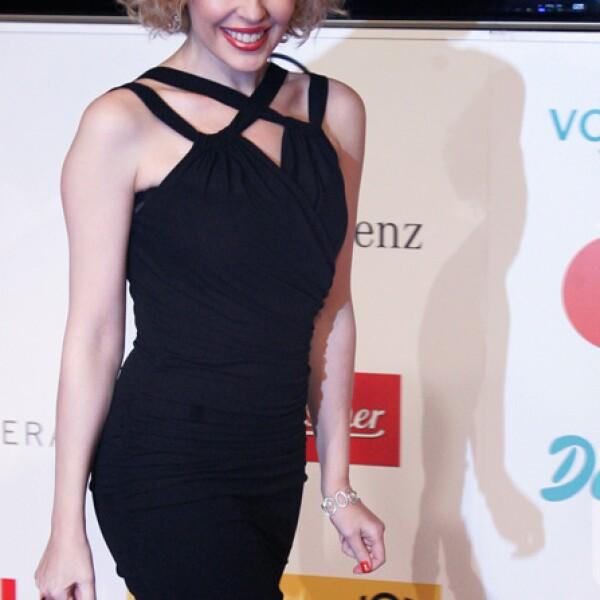 Kylie Minogue es la digna encarnación de la Diosa Afrodita en la Tierra.