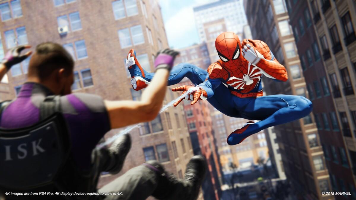 Resena Marvel S Spider Man Y La Sensacion De Sentirte Heroe