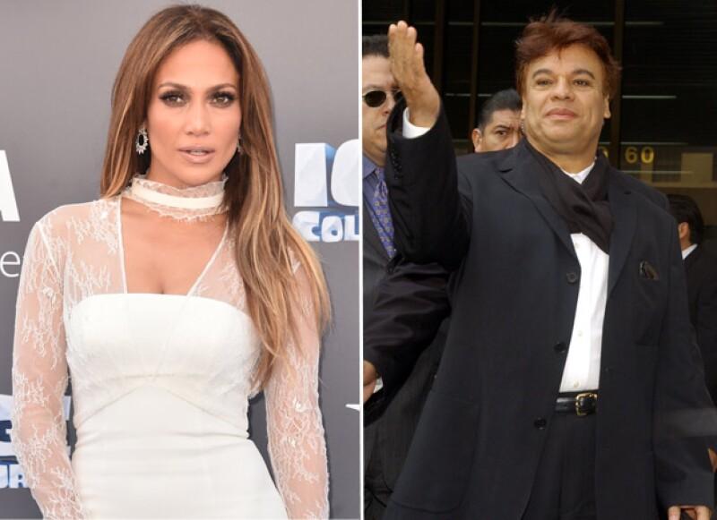 La Diva del Bronx recordó el día que conoció al mexicano, a quien describió como un hombre generoso con gracia incomparable.