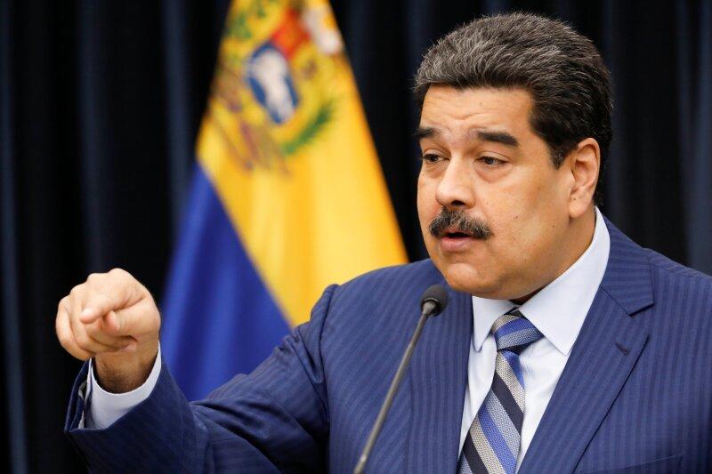 Nicolás Maduro Estados Unidos