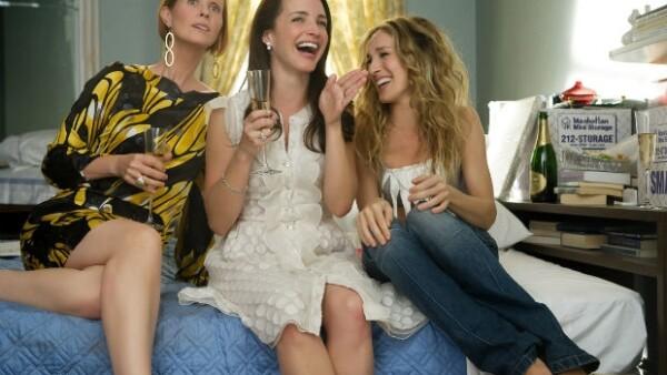 Aunque han sido varios los rumores acerca de una nueva cinta de esta franquicia, Sarah Jessica Parker y Kristin Davis ofrecen una pista de que sí podría suceder.