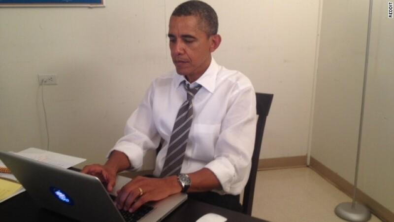 Obama AMA Reddit