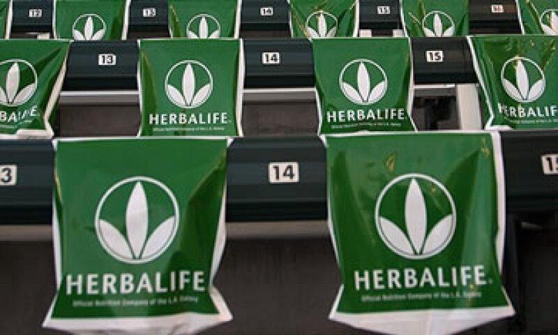 Herbalife tiene 4,000 mdd en ventas anuales. (Foto: Cortesía CNNMoney.com)