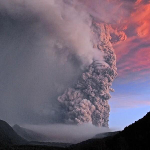 volcan puheye chile