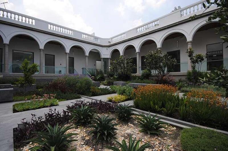 Villa San Jacinto -Pabell�n Arquitectura_5