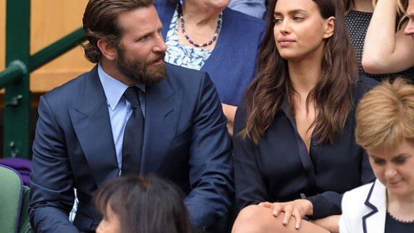 Muchas lágrimas fueron derramadas durante el partido de Andy Murray y Milos Raonic, sin embargo, las de la top model fueron las que más llamaron la atención.