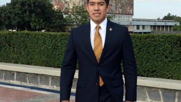 Yahir Pi�a L�pez / UNAM