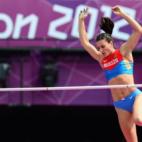 Yelena Isinbayeva calificación