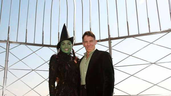 """Empire State Building Lighting Ceremony To Celebrate """"Wicked"""""""