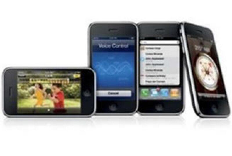 La llegada de iPhone modificó la percepción comercial de las pantallas sensibles. (Foto: Especial)