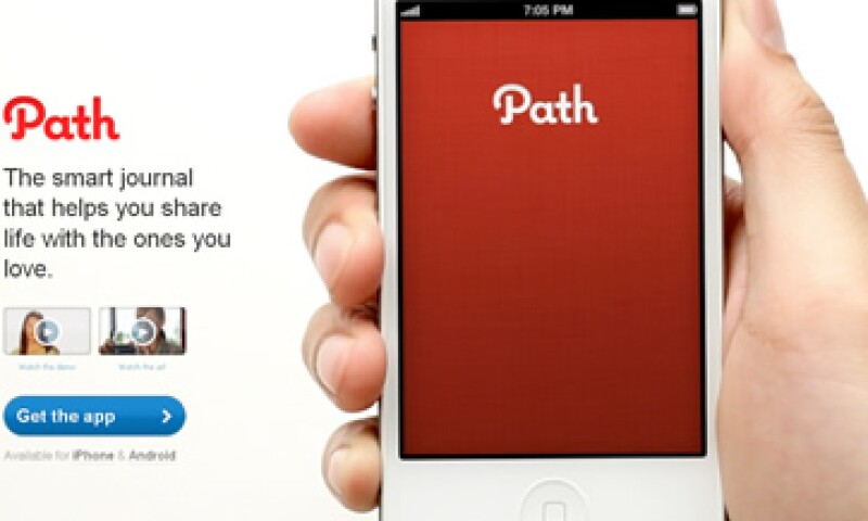 Path surgió como un sitio para colgar fotos y videos que pudieran ver la familia y los amigos.  (Foto: Cortesía Path)