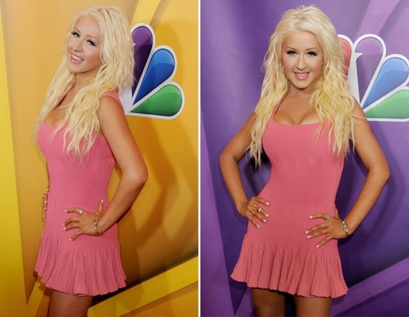 La cantante impactó porque continúa bajando de peso.