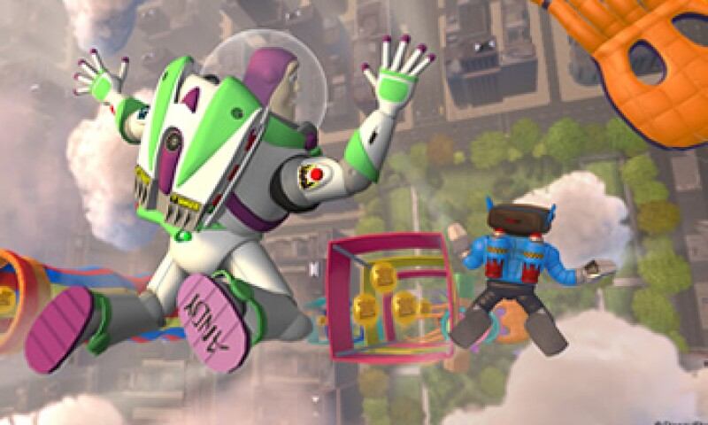En Disney Infinity aparecen los más populares personajes de Walt Disney y Pixar Studios. (Foto: AP)
