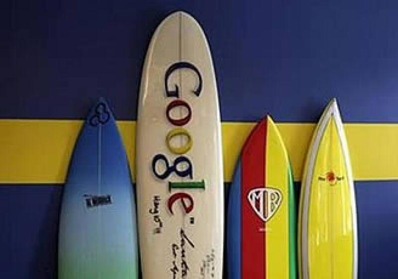 La empresa tecnológica Google seguirá apostándole a innovaciones fuera de lo común.  (Foto: Reuters)