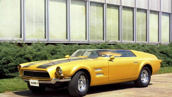 En 1964 Ford lanz� el Mustang para competir en el mercado de los autom�viles deportivos