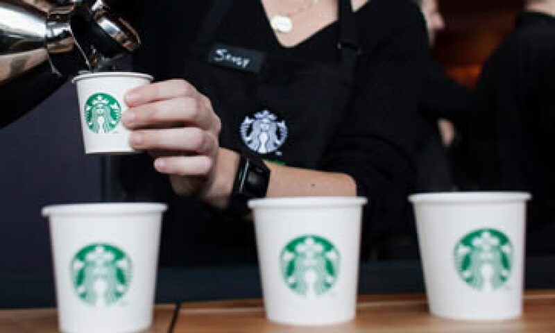 Alsea opera cadenas como Starbucks. (Foto: Reuters)