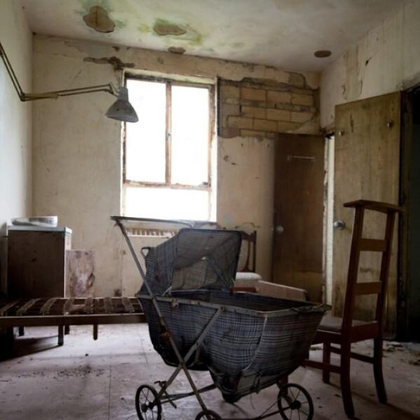 """""""Amo las fotografías en locaciones abandonadas"""" dijo Bill R. Carter"""