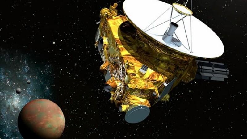 La sonda espacial New Horizons está lista para despertar y explorar a Plutón y sus lunas