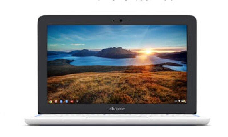 Las Chromebooks y las Chromeboxes que ejecutan el sistema operativo Chrome ofrecen poco más que un navegador web. (Foto: tomada de tech.fortune.cnn.com)