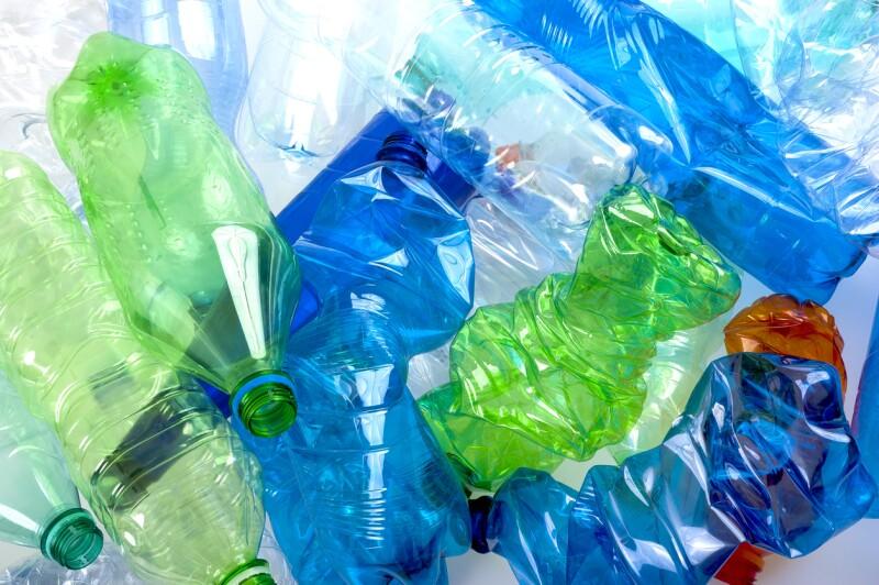 plástico PET