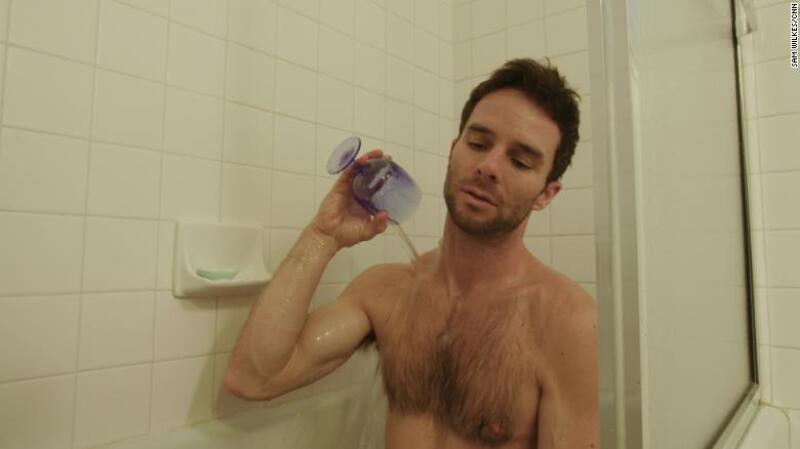 Tomar un baño