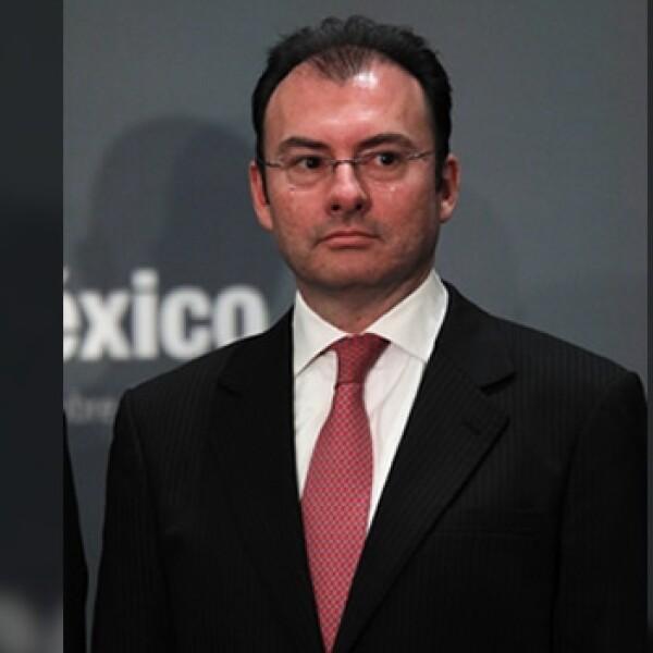 Luis Videgaray Caso presentacion gabinete