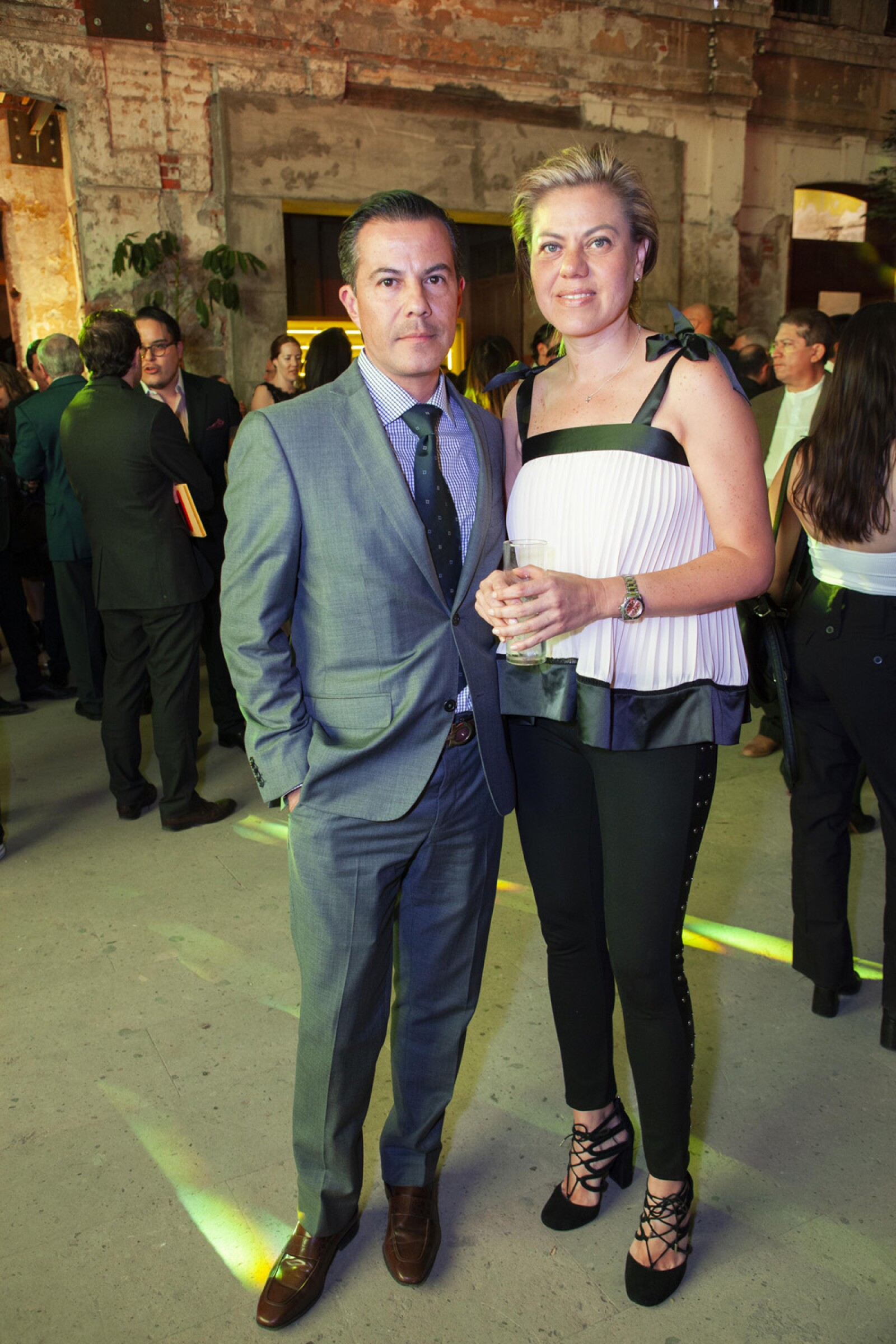Fernando Cevallos, Fitzia Flores