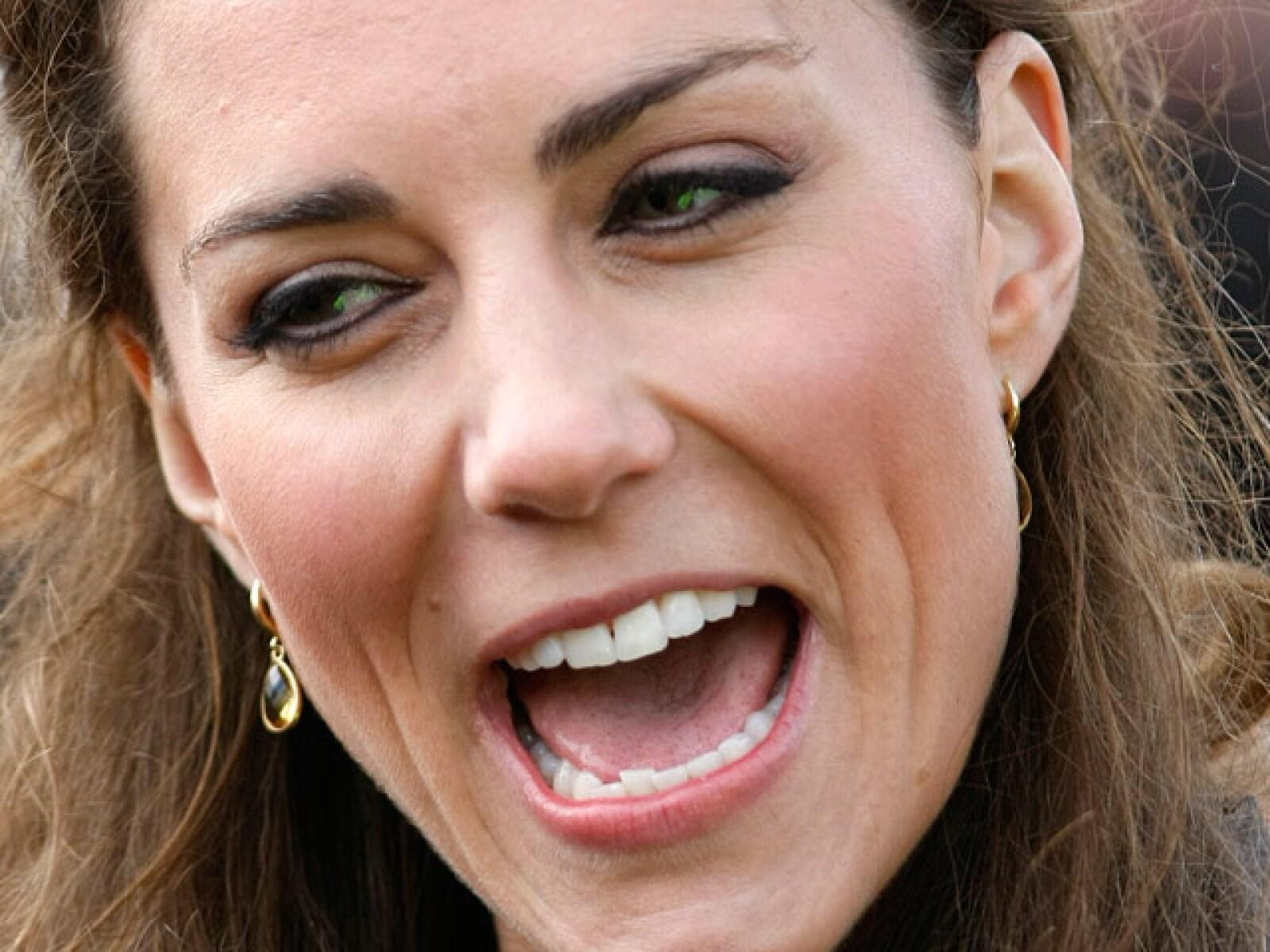 Su nombre completo es Catherine Elizabeth Middleton, aunque es mejor conocida como Kate.