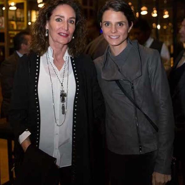 Beatriz Gutiérrez y Daniela de Haro