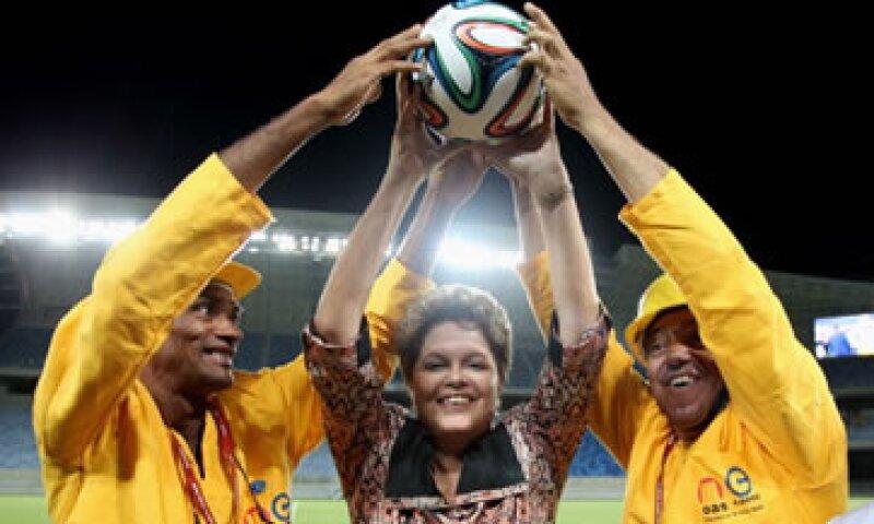 La inversión para la Copa del  Mundo ha resultado 3.8 veces más cara de lo planeado. (Foto: Getty Images)