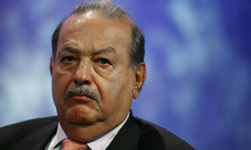 Grupo Carso, empresa de Carlos Slim, registró 2,086 mdp en su utilidad de operación más depreciación y amortización. (Foto: AP)