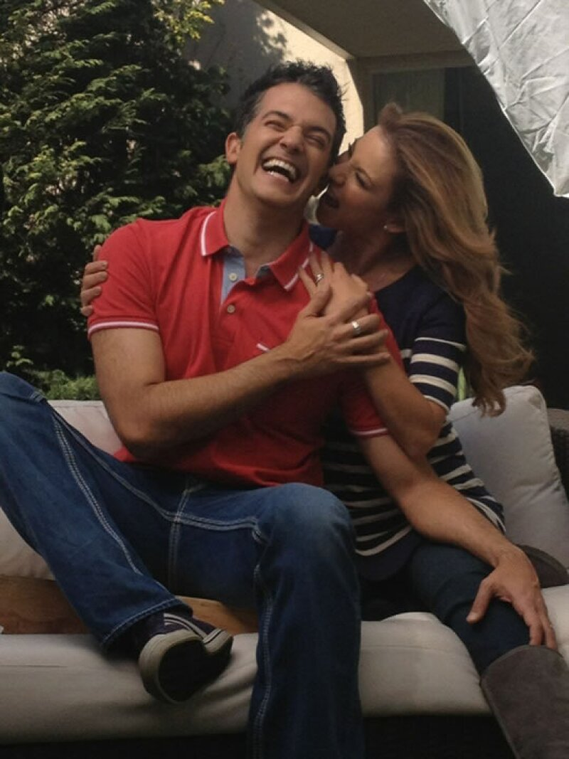 Ingrid y Fernando del Solar nos han enseñado, con el ejemplo, que en las buenas y en las malas, tu pareja tiene que estar ahí.